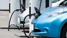 2021'de 1.196 tane elektrik motorlu araç satıldı.
