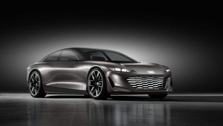 Audi'nin GrandSphere konsepti