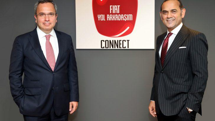 Fiat, Bağlantılı Araç Teknolojisinde de Lider