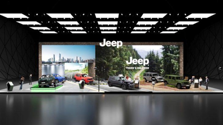 Jeep, Autoshow'daki Standında Özgürlük, Macera Ve Tutku'yu Yansıtıyor