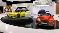 Lexus, Autoshow Mobility Fuarı'na Yeni Nesil NX ve Yenilenen LS ile Damga Vurdu