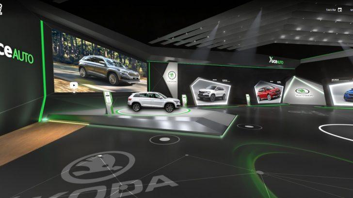 ŠKODA Yenilenen KODIAQ ve OCTAVIA SCOUT ile Autoshow Mobility Fuarı'nda Yerini Aldı