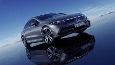 Mercedes EQS EV