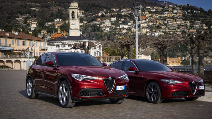 Alfa Romeo Giulia ve Stelvio '6C Villa d'Este' Özel Serileri Tanıtıldı