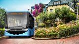 Karsan'dan, Mersin Büyükşehir Belediyesi'ne 56 Dizel Atak Otobüs!