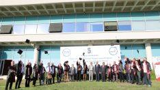 TOSB-GTÜ MBA Programı Mezuniyet Töreni ve 2021-2022 Akademik Yılı Açılış Töreni Gerçekleştirildi!